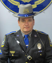 Trooper First Class Scott Wisner